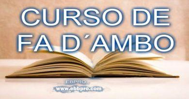 Curso de Fa D'Ambô