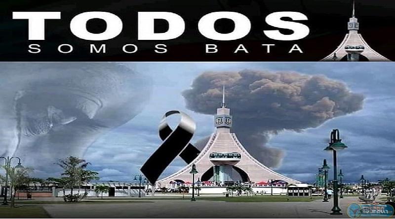 Todos somos Bata Solidarízate con las víctimas